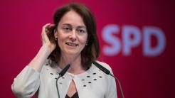 SPD: Katarina Barley wird Justizministerin