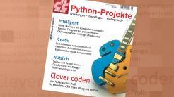 c't wissen Python-Projekte jetzt im Handel