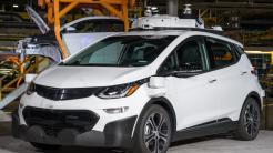 Autonome Autos: General Motors rüstet Fabriken auf
