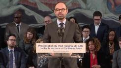 Frankreich geht gegen Hasskommentare in sozialen Medien vor