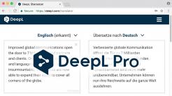 DeepL Pro: Neuer Aboservice für Profi-Übersetzer, Firmen und Entwickler