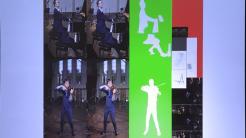 Sony modelliert 360-Grad-Videos in 3D