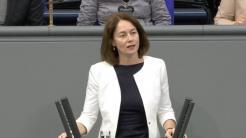 Digitalwirtschaft: Bundesjustizministerin Barley drängt auf bessere ethische Maßstäbe