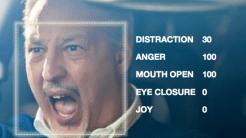 Wut, Spaß, Gähnen: Künstliche Intelligenz wertet Gemütslage von Autofahrern aus