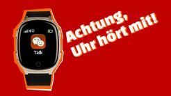 Smartwatch-Sicherheitslücke