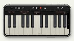 iPhone X: GarageBand lässt sich per Gesichtsausdruck steuern