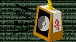 l+f: Bei Linux piepst es