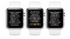 Bericht: watchOS-App-Angebot könnte weiter schrumpfen