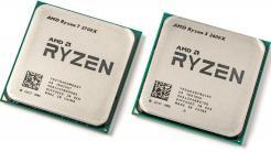 AMD Ryzen 7 2700X, AMD Ryzen 5 2600X