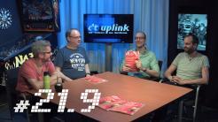c't uplink 21.9: Cryptojacking, dicke LTE-Tarife, Photoshop-Alternativen