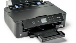 Test: Epsons Expression Photo HD XP-15000 bedruckt Fotopapier bis DIN A3+