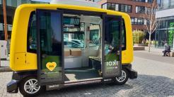 Die Roboter-Busse: Wie wenig selbstständig autonome Busse noch sind
