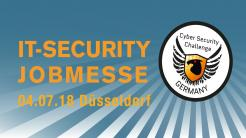 Cyber Security Challenge Germany 2018: Jobmesse für IT-Security-Talente