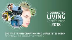 Connected Living ConnFerence 2018: Jetzt Frühbucherrabatt sichern