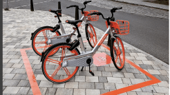 Leihradanbieter Mobike plant Angebot in allen deutschen Großstädten