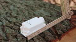 Förster schrecken Holzdiebe mit GPS-Technik ab