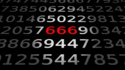 Zahlen, bitte: 666 Gottes Werk und Teufels Beitrag