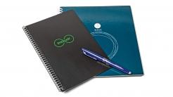 Tes Rocketbook Everlast und Wavet: Wiederverwendbare Notizbücher mit App-Anbindung