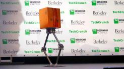 Warum manche Roboter lieber seitwärts gehen