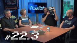 c't uplink 22.3: Beamer und TVs für die WM, Raspi als Internet-Filter und DSGVO für Dummies