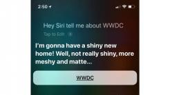 Siri verrät Neuerungen zur WWDC