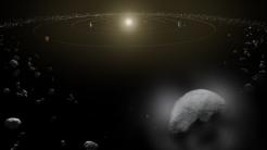 Astronomen orten Einwanderer von anderem Stern