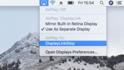 DisplayLink High Sierra