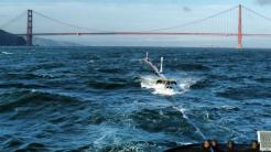 Riesiger Wasserfilter fischt Plastikmüll aus dem Pazifik
