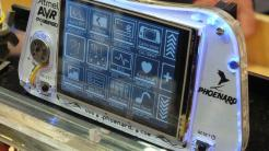 Phoenard: Arduino-Sketch-Player mit Touchscreen