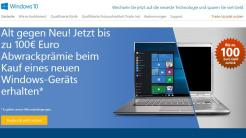 Microsoft Trade up Programm