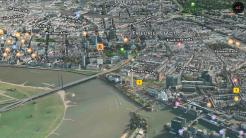 Apple Maps Flyover