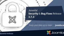 Joomla in abgesicherter Version 3.7.3 erschienen