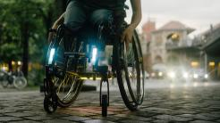 Made for my Wheelchair: Upgrades für den Rollstuhl