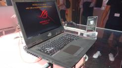 Asus ROG Chimera: 17-Zoll-Gaming-Notebook mit GTX1080 und 144-Hz-Display