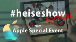 #heiseshow spezialLive-Kommentar zu Apples iPhone-Event ab 18:30 Uhr