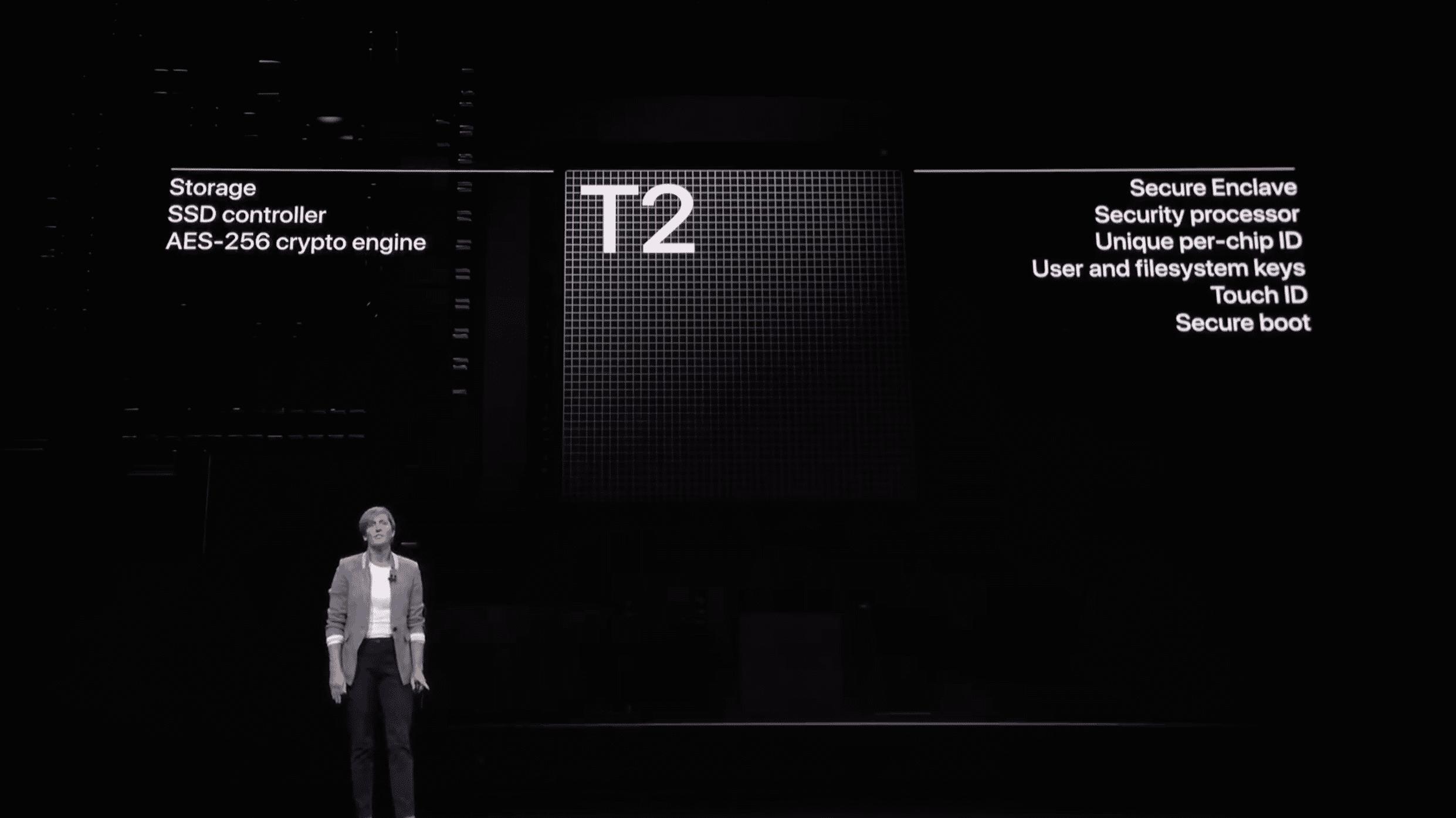 MacBooks: Apple will mit Hardware-Trennung des Mikrofons vor Spionage schützen
