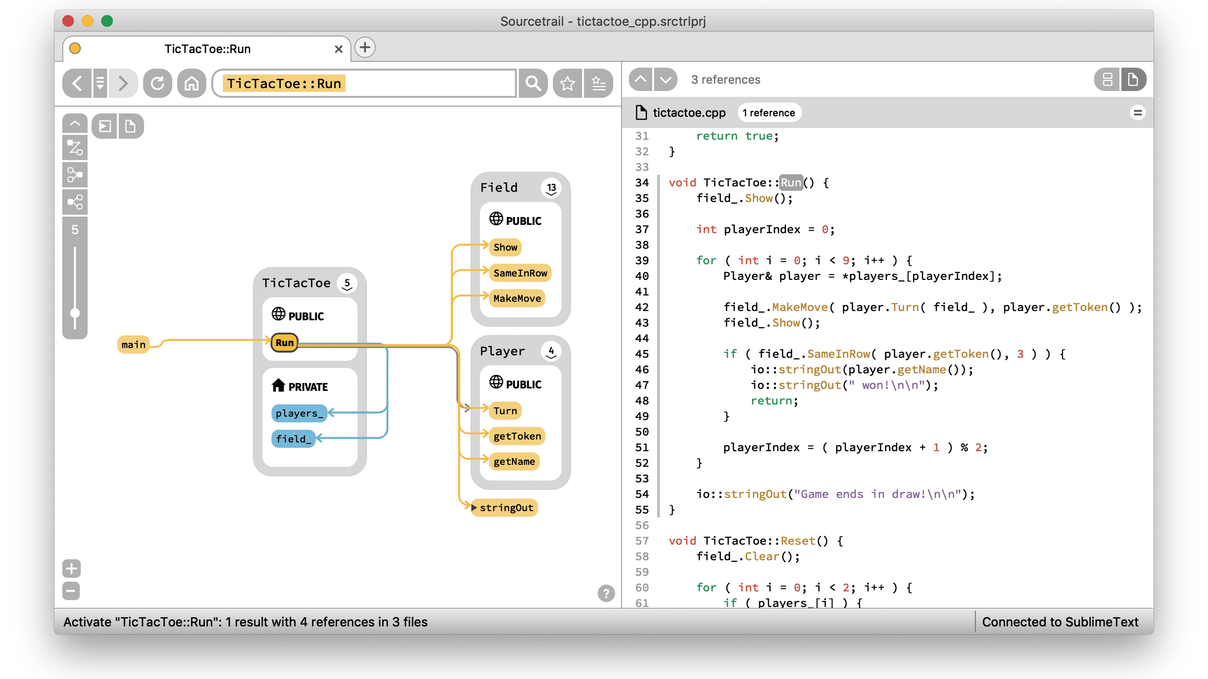 Sourcetrail wird Open Source