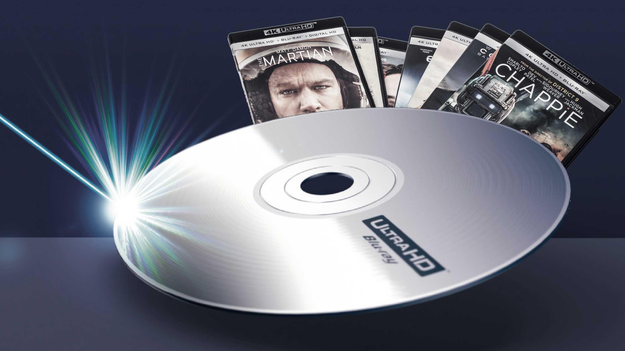 Ultra HD Blu-ray: Filme und Player für 4K-Auflösung