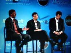 Danny Strigl, Bill Gates und Ed Colligan