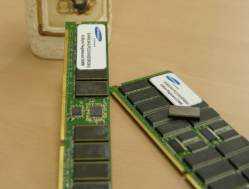 8-GByte-DIMMs von Samsung