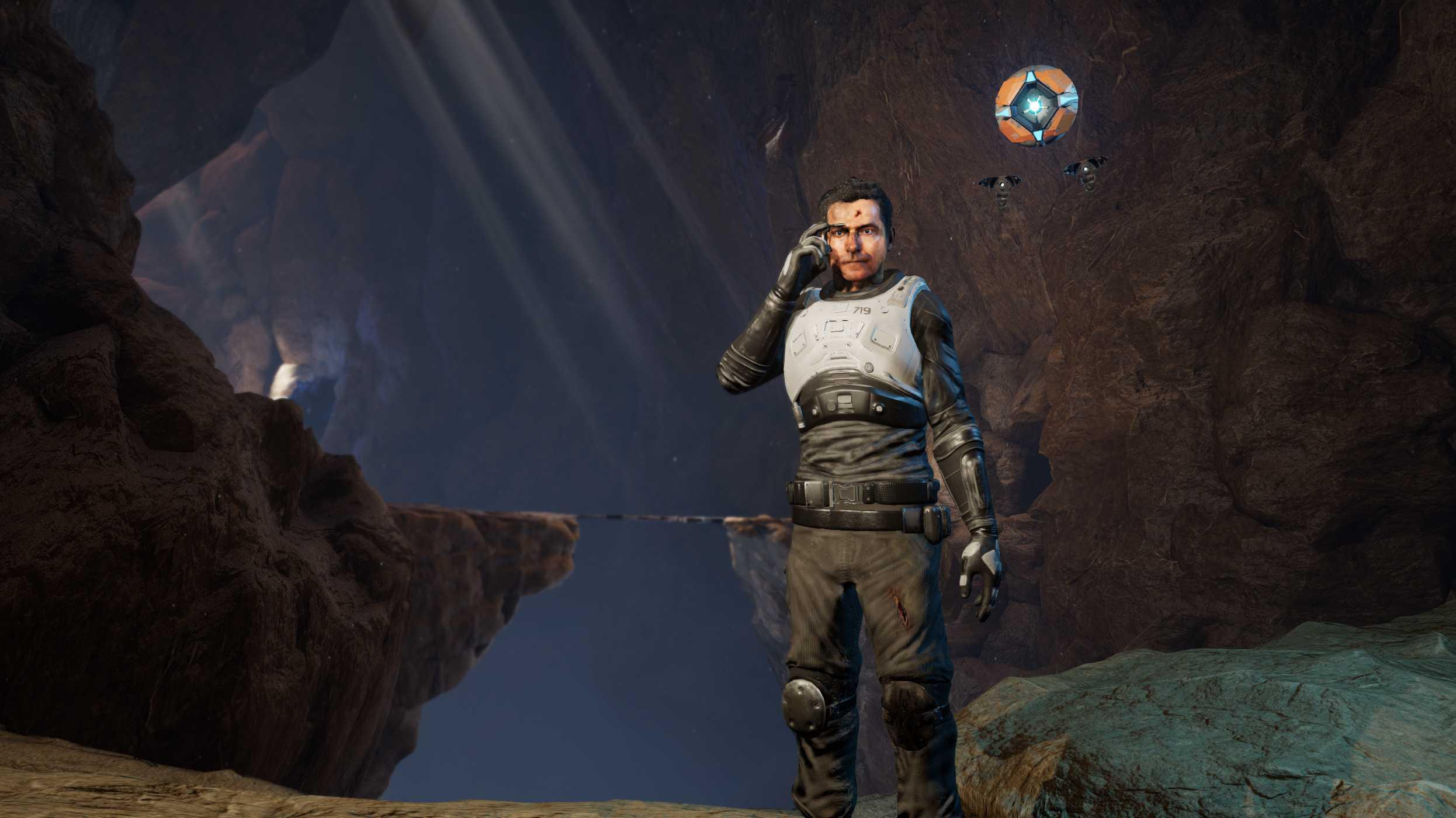 PSVR-Spiel Eden Tomorrow angetestet: Kalkofe verirrt sich im Weltall