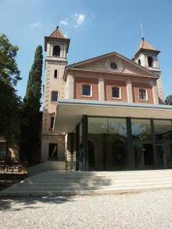 MareNostrum-Kapelle - Aussenansicht