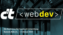 Developer Conferences of Heise Media