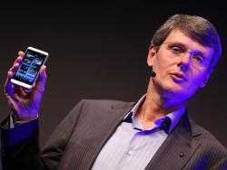 Smartphone-System Blackberry Z 10