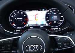 QNX in einem Audi