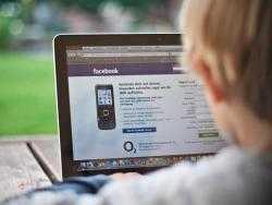 Jugendliche im Internet