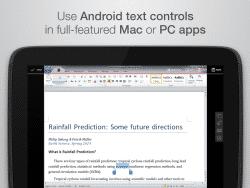 Copy & paste zwischen mobiler und Desktop-Welt mit Parallels Access