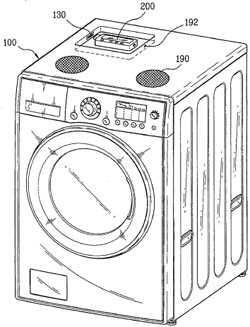 Waschmaschine mit Player-Anschluss [250 x 327 Pixel @ 23,7 KB]