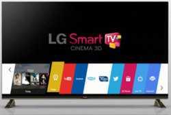 So sieht Smart TV mit einem Ex-Smartphone-System bei LG aus.
