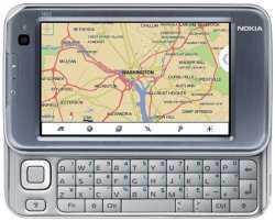 Nokia N810 Internet Tablett